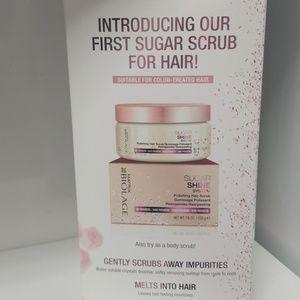 Nib matrix Sugar shine polishing hair scrub 7.6 oz